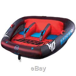 3 Person Towable Raft Float Water Sports Boat Inner Tube Inflatable Tow Tubing
