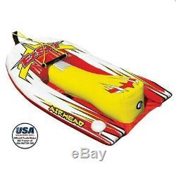 Airhead Big EZ Ski Inflatable Water Skiing Training Towable Tube AHEZ-200