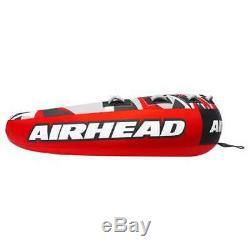 Airhead Mega Slice Inflatable Quadruple Rider Towable Tube Water Raft(For Parts)