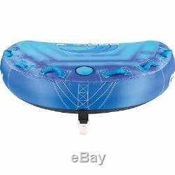 CWB Connelly Orbit 3 Person Soft Top Inflatable Boat Towable Water Inner Tube