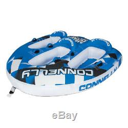 Connelly 67170006 Mega Wing Deluxe Inflatable Towable Water Tube for 3 People
