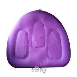 FlamingV Inflatable Towable Tube Water Tubing for Boat, Jet Ski, Ski Tube, Tubing