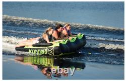 HO Sports Viper 3, Three Rider Towable Water Tube NEW