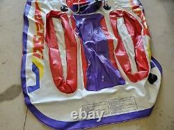 Inflatable Towable Jet Ski Float Water Sport Ski Tube Kawasaki 2 Rider Tow Raft