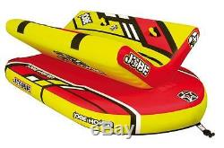 Jobe Hover Tube 2 P Wassersport Bootssport Towable Watersled Tubes Motorboot G50