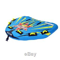 NEW 3 Person Towable Inflatable Tube Float Water Sport Boat Raft Tubing Gift Ski