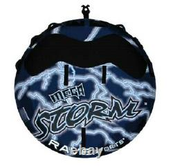 NEW Rave Sports 02325 Mega Storm Boat Towable Water Tube Ski Sled with Warranty