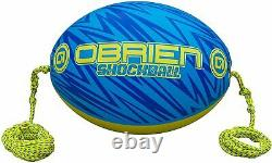 O'Brien Shock Ball Towable Tube Rope Float Boat Tubing Water Sports Pull Roping