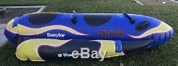 Sevylor West Marine SKI BOB Water Ski Tube Towable/model ST3700WM/free Shipping