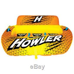 Ski Water Tube Towable Heavy Duty Tube Towable Pulling Boat 3 Rider Coupe