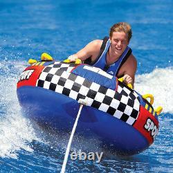 SportsStuff 53-1320 Rascal Towable Single Rider Water Tube