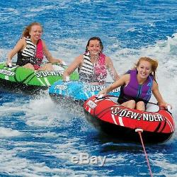 Sportsstuff 53-4320 Sidewinder Towable Inflatable Water Tube Cockpit Style