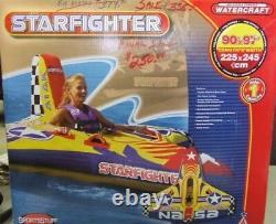 Starfighter Water Towable Tube