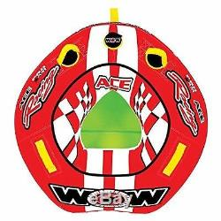 World of Watersports Towable Water Tube Lake Boat Pull Toy Free Shipping Fast