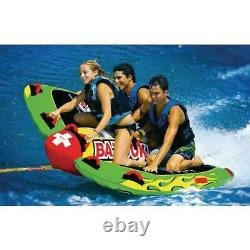 Wow Towable For 1 Rider 4 Riders Water Sports Tubing Multi Functional Deck Tube