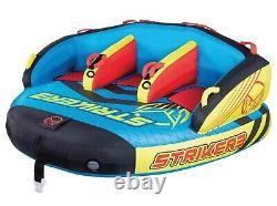 1 2 Ou 3 Personnes Tube De Remorquage Raft D'eau Rope Et Pompe De Remorquage 50' Ho Sports Striker 3