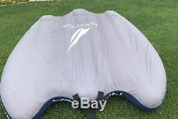3 Personne Tractable Raft Float Sports Nautiques Bateau Intérieur Tube Gonflable Tubes