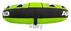 3-personne Gonflable Tube De Remorquage Ski D'eau Sun Summer Raft Boat