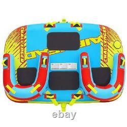 Airhead 1 3 Rider Challenger Gonflable Bateau De Plaisance Tube De Sport Nautique