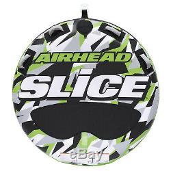 Airhead Ahssl-22 Tranche 2 Personne Tractable Gonflable Eau Ronde Tube Bateau Jouet
