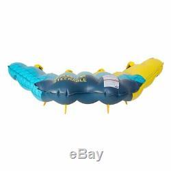 Airhead Carve 1 Personne Orientable Bateau Gonflable Tractable Eau Intérieur Tube Raft