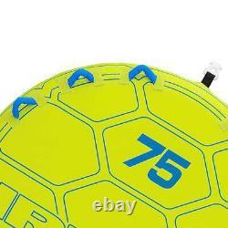 Airhead Comfort 75 3 Tube D'eau De Plaisance Gonflable Rider (boîte Ouverte)
