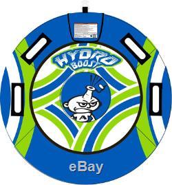 Airhead Hydro-boost 54 Float Tube Tractable Eau Radeau Fun 1 Personne Rider Nouveau