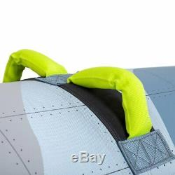 Airhead Jet Fighter Avion 4 Personne Bateau Gonflable Tractable Eau Tube Raft