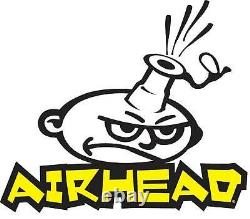 Airhead Live Wire 3 Gonflable 1-3 Tube D'eau Du Lac De Remorquage De Bateau De Rider (utilisé)