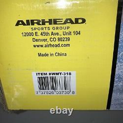 Airhead Mega Ruckus 3-person Rider Bateau De Remorquage Gonflable 70 Deck Tube Eau S