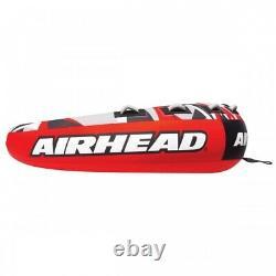 Airhead Mega Slice Gonflable 4 Personnes Flotation Tube D'eau Remorquée