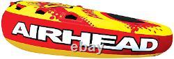 Airhead Mega Tranche Tractable Ski Tube, Bateau, Jetski Gonflable Eau Sport