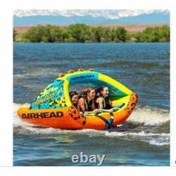 Airhead Poparazzi Tuyau Gonflable Pour Bateaux De Plaisance Du Lac D'eau (pour Pièces)
