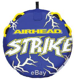 Airhead Strike 2 Cavalier Seul Gonflable Tractable D'eau Du Lac Pont Tube Ahst-23