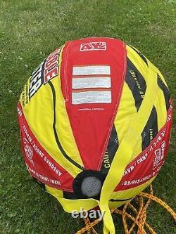 Balle De Booster Pour Les Remorqueurs Remorquage Rope Float Water Sport Bateau Raft Tubing Ski