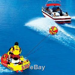 Bateau Sportsstuff 4k Booster Ball 4 Cordes De Remorquage Eau Tube Tractables 53-2030
