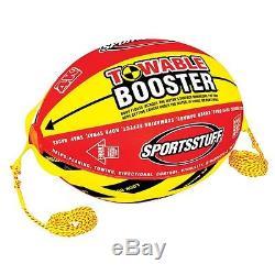 Bateau Sportsstuff 4k Booster Ball 4 Cordes De Remorquage Tube D'eau Towables 53-2030