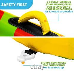 Big Sky Glider Water Towable Tube Pour 1-3 Personnes