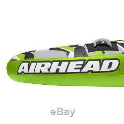 Canot Remorquable Ahssl-22 De Tube De Lac De Lac De Double Cavalier Gonflable De Airhead
