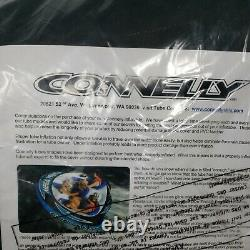 Connelly 67170006 Mega Wing Deluxe Inflatable Towable Water Tube Pour 3 Personnes