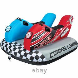 Cwb Connelly Ninja Saddle Seat Gonfleable Boat Rewable Water Inner Tube (utilisé)
