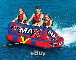 Flotteur Remorquable Pour Bateau-canot Remorquable Gonflable Max Avec 2 Ou 3 Personnes Max