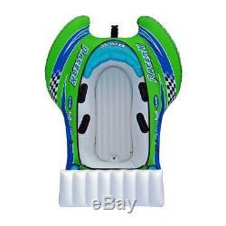 Gonflable Racerx 78. X 59. Tube Sports Nautiques Bateau Avec 4 Tractable-poignées