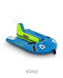 Jobe Shark Trainer Tube 1p Water Sports Enfants Towable Motorboat Boat J20