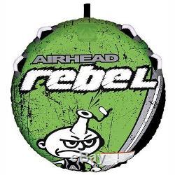 Navigation De Plaisance Airhead Rebel Tube Kit Tractable Eau Tube 1 Personne Rider Ahre-12