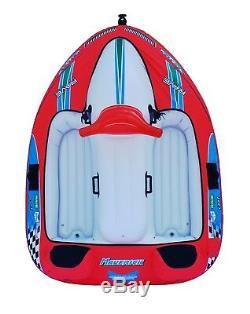 Nouvelles Rave Sport 02649 Gonflable Maverick Trois Rider Tractable Eau Tube