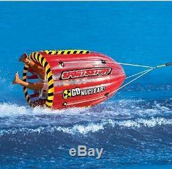 Nw Spin Towable Tube Gonflable Flotteur Eau Sport Raft Tubes Lac Bateau De Ski Cadeau