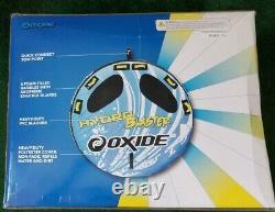 Oxyde Hydro Blaster Tube D'eau / Remorque Nib Livraison Gratuite