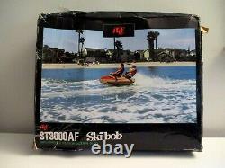 Rare A & F Ski Bob Sled Sevylor Eau Remorquage Tractable Eau Tube Jet Ski Bateau Nos