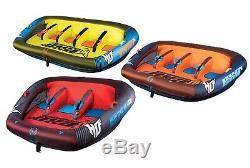 Réservoir D'eau À Tube Tractable Ho Sports Exo 1 2 3 4 Ou 5 Personnes Avec Corde De Remorquage De 50 'et Pompe